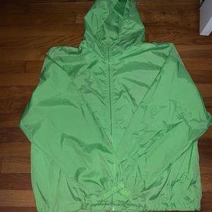 Slime Green Jockey Jacket Size L